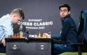 Superbet Chess Classic (1): Giri el funambulista
