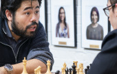 US Champs 5-6: Naka leads as Fabi finally wins