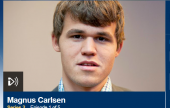 "Carlsen on BBC radio: ""I'm more like an artist"""