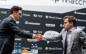 Carlsen-Caruana 10: Too much at stake