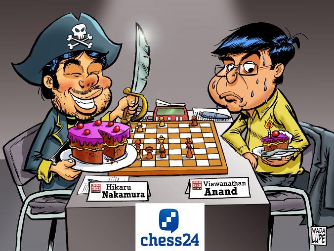 London Chess Classic 3: Birthday blues chess24.com