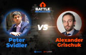 Battle of the Minds: one week of chess + poker matches!