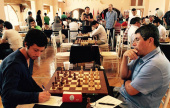 Earth-shattering chess in Chile