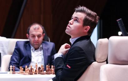 Shamkir Chess 2-3:  Why all the draws?