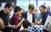 Sinquefield Cup 5: Carlsen & Anand still champs