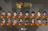 Hou Yifan joins Magnus Carlsen for Goldmoney Asian Rapid