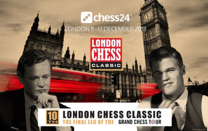Carlsen on the World Championship format & more