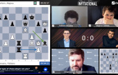 MCI Day 5: Carlsen leads as Firouzja suffers