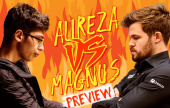 Alireza Firouzja vs. Magnus Carlsen Preview