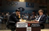 Anand-Carlsen, Game 6: A heavy blow