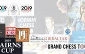 Calendario ajedrecístico 2019
