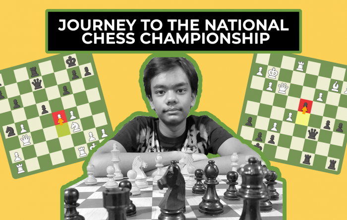 Journey to the National Chess Championship!