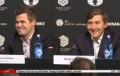 "Carlsen: ""I'll punch him until he finally knocks over"""