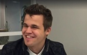 "Carlsen: ""I think I'll enjoy chess to the day I'll die"""