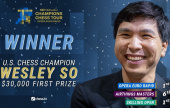 Wesley So beats Magnus Carlsen again to win Opera Euro Rapid