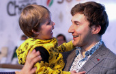 Shamkir Chess 6: Karjakin strikes against Anand