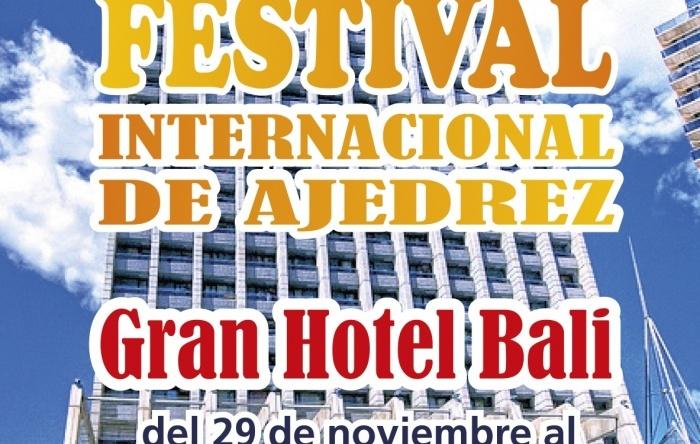 Festival Gran Hotel Bali de Benidorm 2019