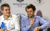 Aronian: Drawn towards imperfection