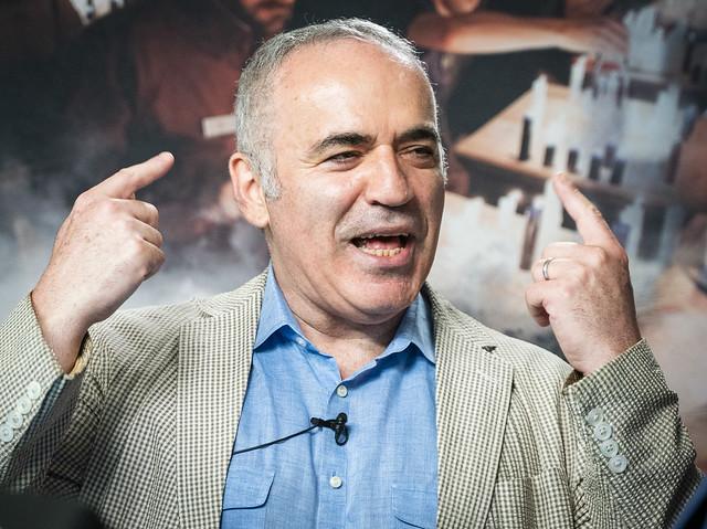 1e45342d Garry Kasparov – No Chess Monopoly in Hypocrisy | chess24.com