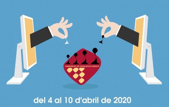 FINALS I TERCER-QUART LLOCS. Campionat de Catalunya d'Edats Online a Chess24.