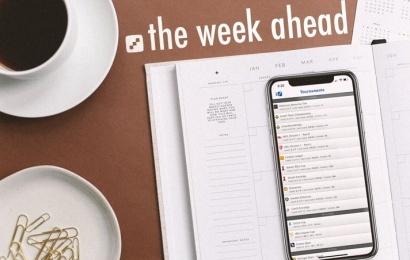 The Week Ahead: 25 February – 2 March 2020