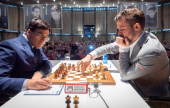 GRENKE Chess 3: Svidler catches Carlsen