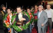 Petrosian habla de su carrera, Leko y Aronian