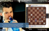 Lindores Abbey Rapid Challenge QFs Day 4: Carlsen sets up Nakamura showdown