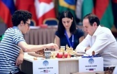 Tbilisi World Cup R3 Tiebreaks: Fabiano crashes out
