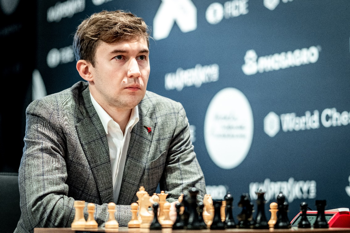 Sergey Karjakin: The Ultimate Prodigy | chess24.com