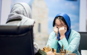Tehran WWCh, QF: Top seed Ju Wenjun out