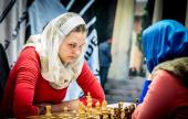 Tehran WWCh, Final: A tense battle