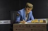 Norway Chess 2014, 8. Runde: Karjakin übernimmt Führung