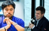 Nakamura & Carlsen! Who would have predicted it?