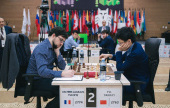 FIDE World Cup Final, 1: A normal day
