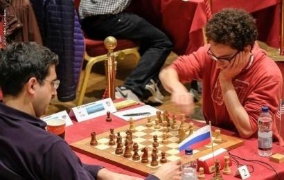 Isle of Man, Runde 1: Kramniks Albtraum-Start