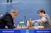 Tata Steel (4): ¡Ivanchuk líder!