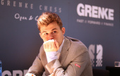GRENKE Chess 6: Carlsen opens up a 1-point lead