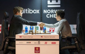 Norway Chess (1): Carlsen 1-0 Caruana