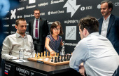Grischuk-Nepomniachtchi final goes to tiebreaks