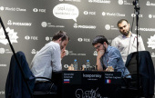 Mamedyarov & MVL reach Riga Grand Prix final