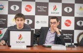 Baku GP, Round 7: Caruana is human!