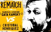 Rematch: Gata Kamsky vs Cristóbal Henríquez
