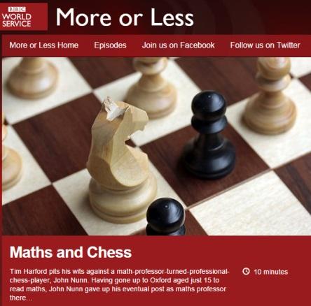 John Nunn on maths, chess, computers and Lasker   chess24 com