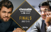 Chessable Masters 12: It's on! A Carlsen-Giri final