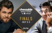 Chessable Masters 12: Carlsen-Giri na final