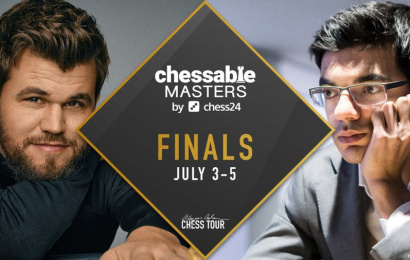 Chessable Masters 12: Carlsen und Giri im Finale!