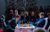 Carlsen and Caruana trade wins in Fischer Random