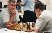 Sevián e Ivanchuk lideran el Capablanca