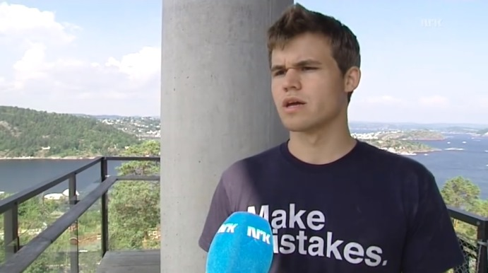 Carlsen S Chess Is Almost A Different Sport Chess24 Com